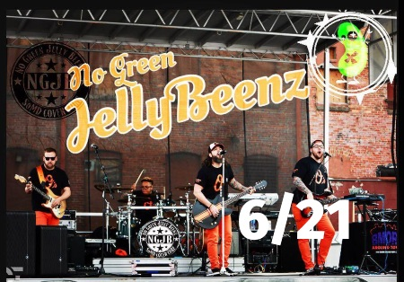Live Music: No Green Jelly Beenz